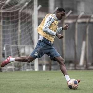 Santos contrata mais um zagueiro canhoto para a equipe B