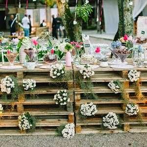 +70 Ideias de Decoração de Casamento Rústico para se ...