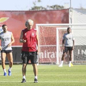 Cebolinha comenta ida ao Benfica e fala sobre Jorge ...