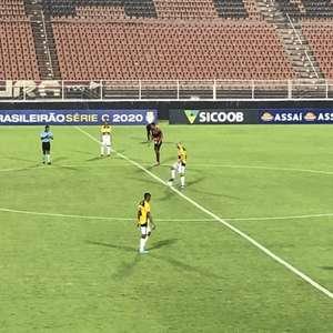 Em jogo de quatro gols, Ituano e Criciúma ficam no ...