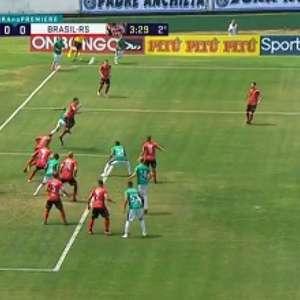 Guarani joga melhor, mas fica no empate com o Brasil de ...