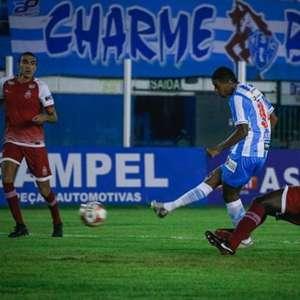 Série C: Paysandu massacra em dia marcado por empates