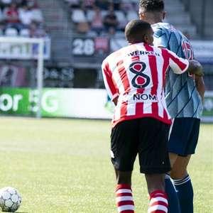 Antony, ex-São Paulo, brilha e marca na vitória do Ajax