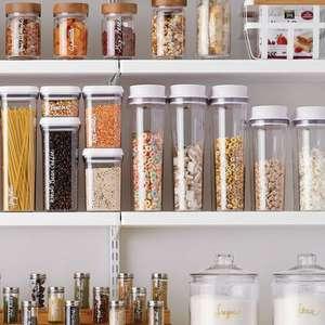 Guia completo de como manter a despensa organizada