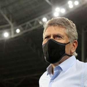 Após derrota, Autuori assume a responsabilidade, mas diz que o Botafogo melhorou no segundo tempo