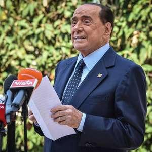Berlusconi tem alta e diz que covid foi prova mais perigosa