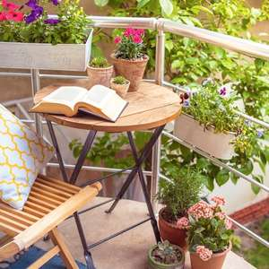 Aprenda a decorar sua varanda e otimizar espaços pequenos