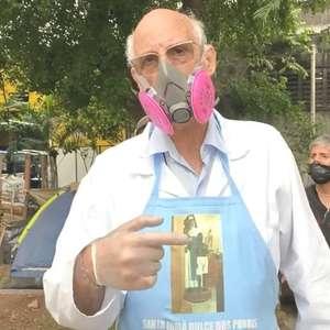 Padre Julio Lancelotti se diz vítima de ameaças