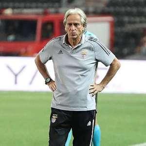 Jorge Jesus perde com Benfica e está fora da fase ...
