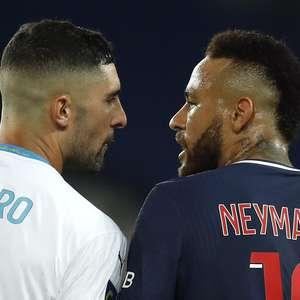 Vídeo mostra discussão completa entre Neymar e González