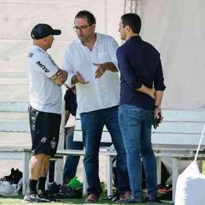 Alexandre Mattos pede desculpas pelo 'negócio Thiago Neves'