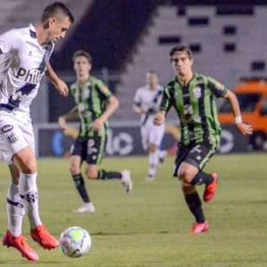 Ponte deixa América-MG empatar no fim e decide vaga na Copa do Brasil em Minas