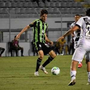 Com gol nos acréscimos, Ponte Preta e América-MG ficam ...