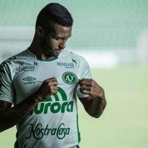 Reforço da Chapecoense, Felipe Garcia fala em 'time família'