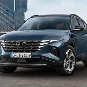Hyundai revela nova geração do Tucson com design radical