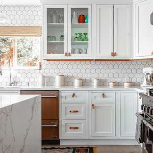 Como decorar a cozinha sem reformas gastando pouco