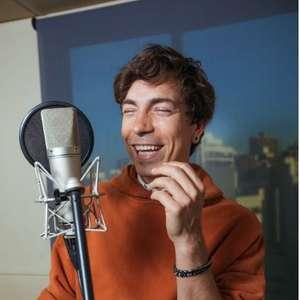 Di Ferrero fala sobre Di Boa Sessions na live Nos Bastidores
