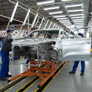Caoa Chery já produziu 20 mil carros na fábrica de Anápolis