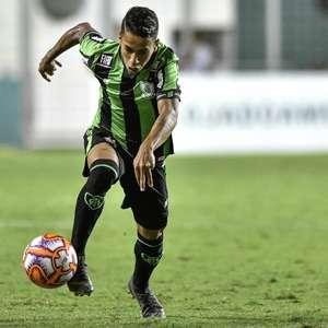 Alvo do Santos, Matheusinho, do América-MG, deve jogar ...