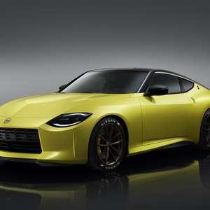 Nissan apresenta esportivo Z Proto, um V6 com câmbio manual