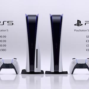 PlayStation 5 chega em novembro a partir de US$ 399