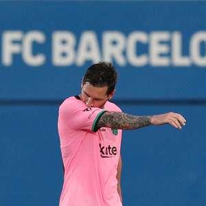 Messi vence batalha legal de logotipo com empresa de ciclismo