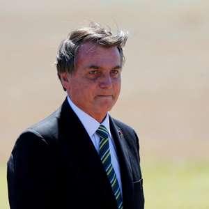 Com 'casadinha' nas redes, Bolsonaro faz aceno a Russomanno