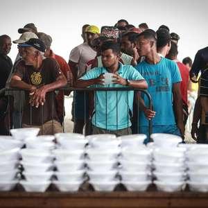 Fome aumenta 43,7% em cinco anos no Brasil, diz IBGE