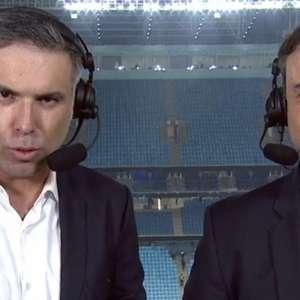 Áudio de narrador do Fox Sports falha e voz robotizada ...