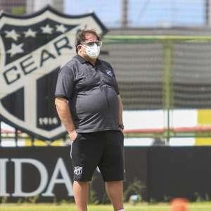Guto Ferreira freia empolgação do Ceará