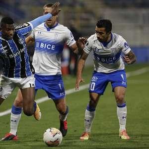 Irreconhecível em campo, Grêmio é derrotado pela Católica