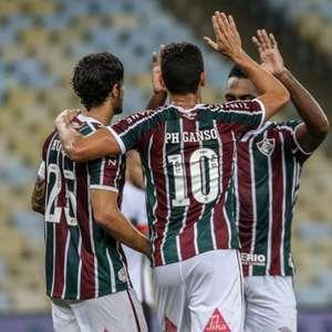 Fluminense vence o Atlético-GO pela Copa do Brasil por 1 a 0