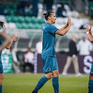 Ibra marca, Milan vence o Shamrock Rovers e avança na ...