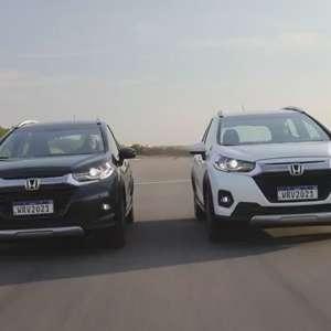 Vídeo: conheça o Honda WR-V 2021, desenvolvido na Tailândia