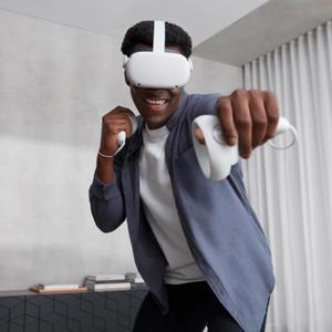 Mais barato e parrudo: conheça o Oculus Quest 2 do Facebook