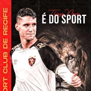Só desespero explica contratação de Thiago Neves pelo Sport