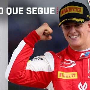 GP às 10: Líder da F2, Schumacher já tem tudo para ...