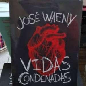 Livro 'Vidas Condenadas', de José Waeny, é marcado por ...