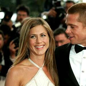 Pitt e Aniston contracenam em vídeo com leitura de filme