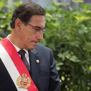 Presidente do Peru enfrenta votação de impeachment após ...