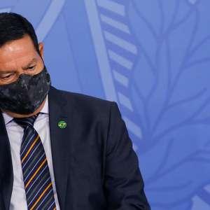 Acordo Mercosul-UE será retomado com diplomacia, diz Mourão