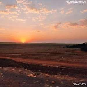 Tempo seco em SP está com horas contadas