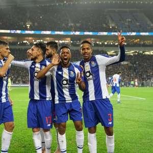 Porto inicia defesa do título do Português diante do Braga