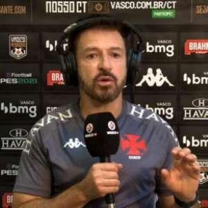 Ramon Menezes, técnico do Vasco, é diagnosticado com ...