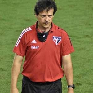 Denílson critica desempenho do São Paulo no Morumbi: ...