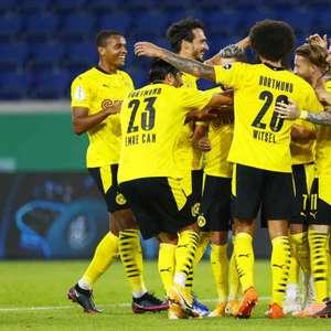 Em duelo de Borussias, Dortmund encara o Monchenglabach ...