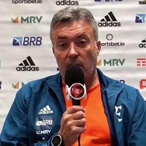 Rivaldo diz que Domènec pode não durar no Flamengo: ...