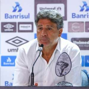 Em baixa, Renato garante permanência no Grêmio e explica ...