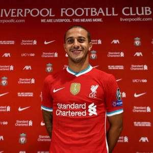 Liverpool anuncia oficialmente a contratação de Thiago ...