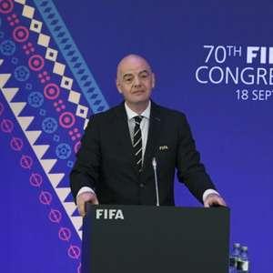 Presidente da Fifa confirma que Mundial de Clubes não ...